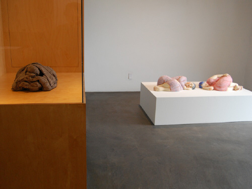Artist:  Installation View, Title: Installation view of the IHOC exhibition. - click for larger image