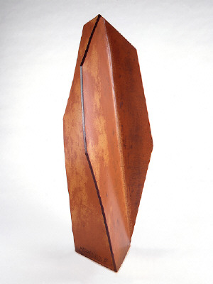 Artist: John Mason, Title: Ember Spear, 1998 - click for larger image