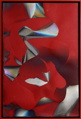 Artist: Larry Bell, Title: C.S. 7/7/14 - click for larger image