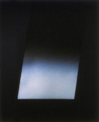 Artist: Larry Bell, Title: PFBK4, 1979 - click for larger image