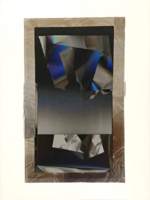 Artist: Larry Bell, Title: Untitled #3, 2006 - click for larger image